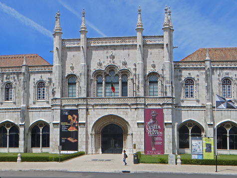 Archaeology Museum, Belem District of Lisbon