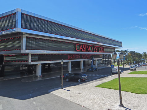 Estoril Casino, Portugal